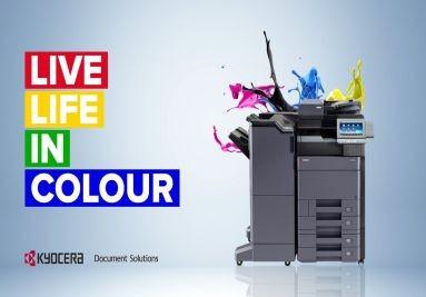 Echipamente Kyocera color - Cele mai noi solutii de imprimare, copiere si scanare